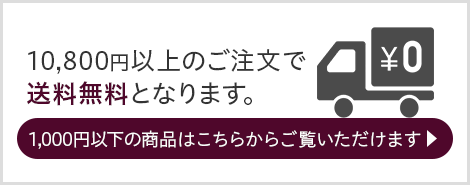 1,080円以下送料無料
